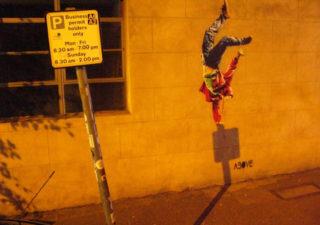 Street-Art : Cet art de rue prend son sens la nuit