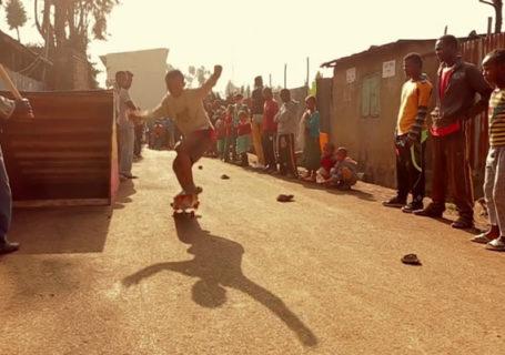 Scènes de vie : Ethioskate 8