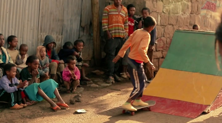 Ethioskate movie