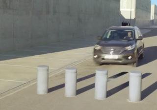 Anamorphose : Honda fait le Buzz avec sa pub pour sa nouvelle voiture 1