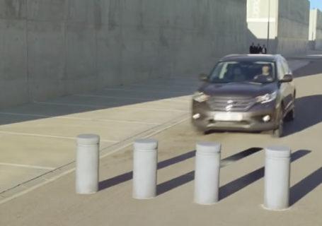 Anamorphose : Honda fait le Buzz avec sa pub pour sa nouvelle voiture 5