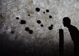 Art Numérique : Cave aux Bulles intéractives 1