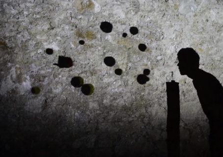 Art Numérique : Cave aux Bulles intéractives 2