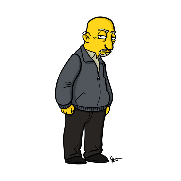 simpsons-Mike-Ehrmantraut