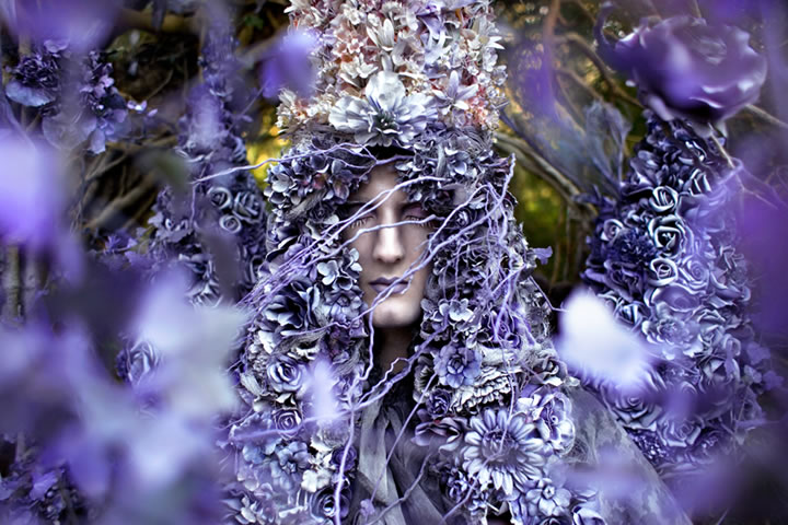 Wonderland Gaia, The Birth Of An End Kirsty Mitchell (1)