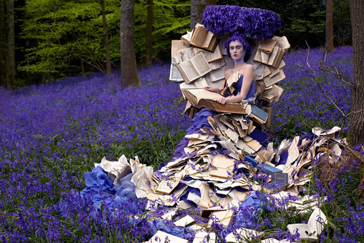 Wonderland Gaia, The Birth Of An End Kirsty Mitchell (10)