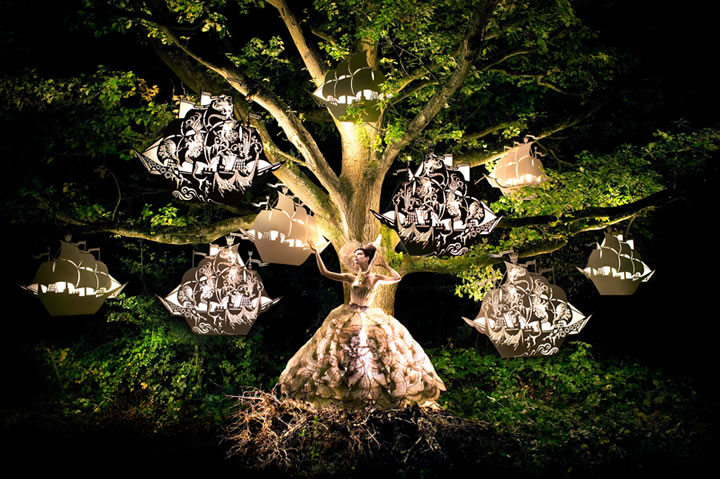 Wonderland Gaia, The Birth Of An End Kirsty Mitchell (5)