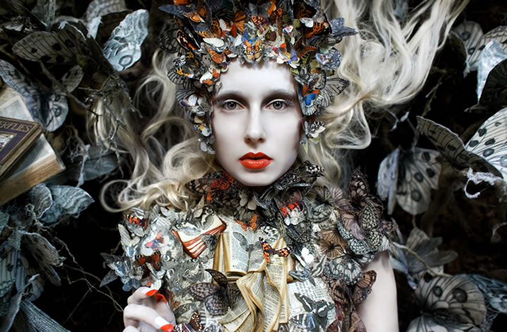 Wonderland Gaia, The Birth Of An End Kirsty Mitchell (6)