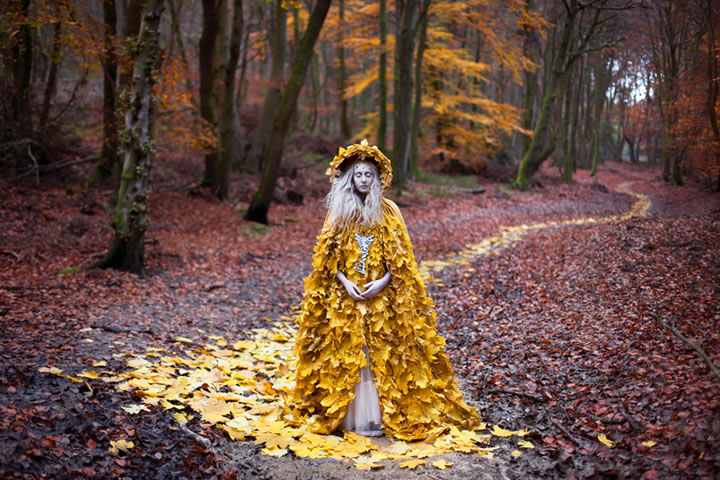 Wonderland Gaia, The Birth Of An End Kirsty Mitchell (7)