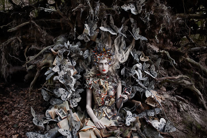Wonderland Gaia, The Birth Of An End Kirsty Mitchell (8)