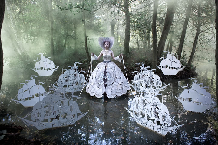 Wonderland Gaia, The Birth Of An End Kirsty Mitchell (9)