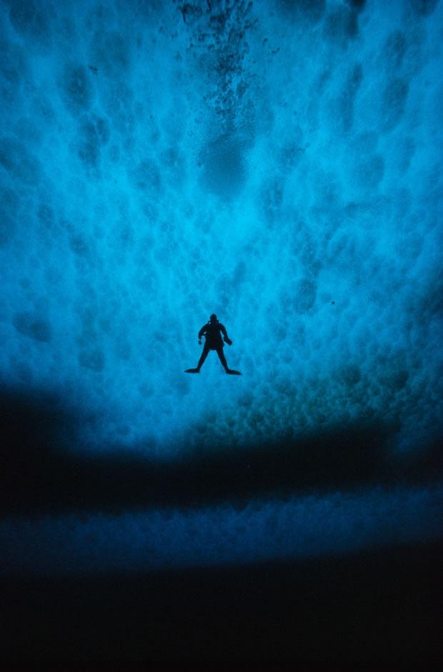 09 Au large de la base américaine McMurdo (Antarctique, 1986)