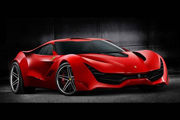 Concept Ferrari CascoRosso (1)