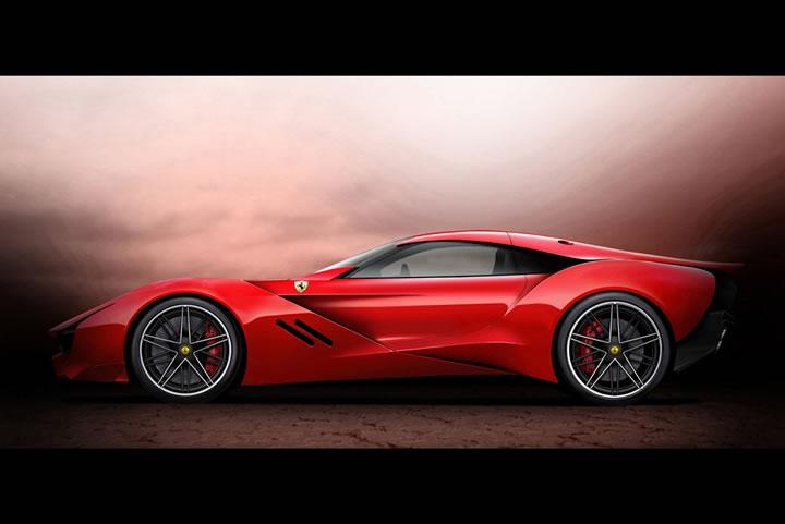 Concept Ferrari CascoRosso (2)