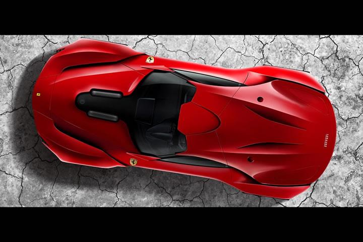 Concept Ferrari CascoRosso (3)