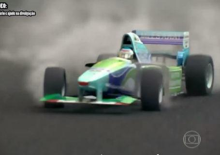 Animation GP Brasil 2013 - Evolution des Formules 1 1