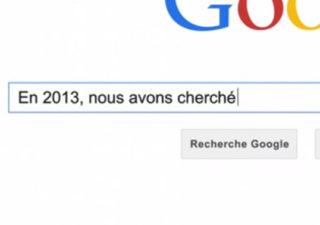 L'année 2013 racontée par Google 1