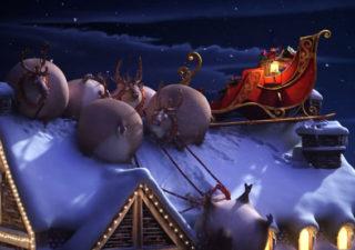Animation fun : Rollin Christmas