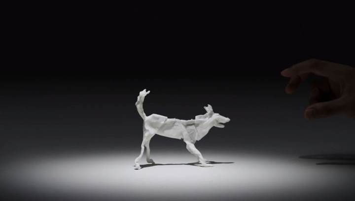 Stop motion animaux mouchoirs 4