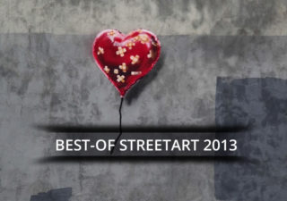 300 meilleurs streetart de 2013