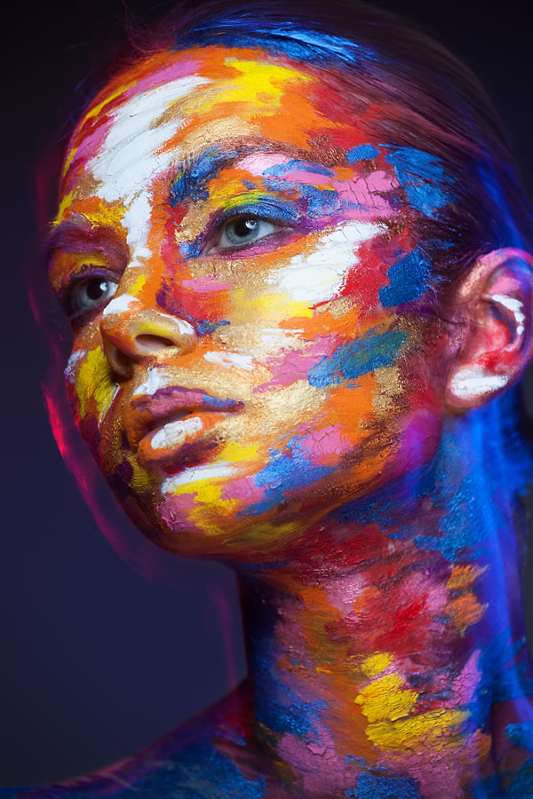 body painting Alexander Khokhlov (6)