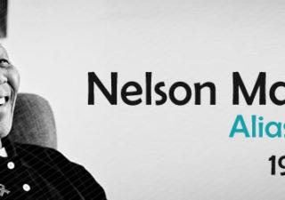 Infographie : L'histoire de Nelson Mandela 1