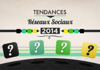 Vidéo : Quels seront les réseaux sociaux tendances en 2014 ?