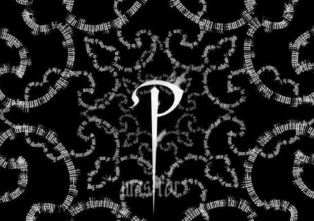 Typographie expérimentale : Apocalypse rhyme 11
