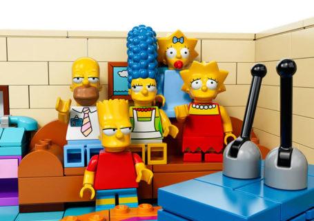 Les LEGO Simpsons sont officiellement là ! 4