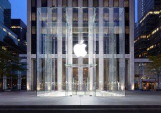 Les 5 plus beaux Apple Store du monde