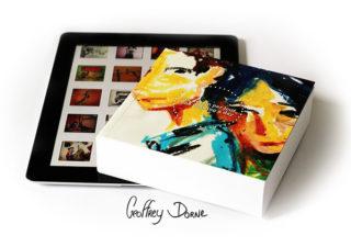 Concours 5 ans : Interview Geoffrey Dorne et gagnez son livre d'illustrations 1