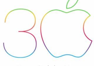 Apple fête les 30 ans du Mac 1
