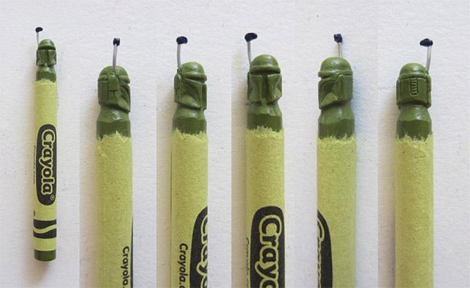 sculptures crayons Hoang Tran (12)