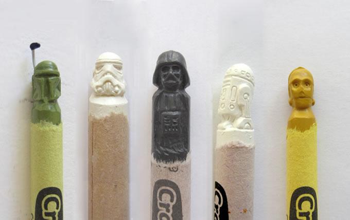 sculptures crayons Hoang Tran (14)