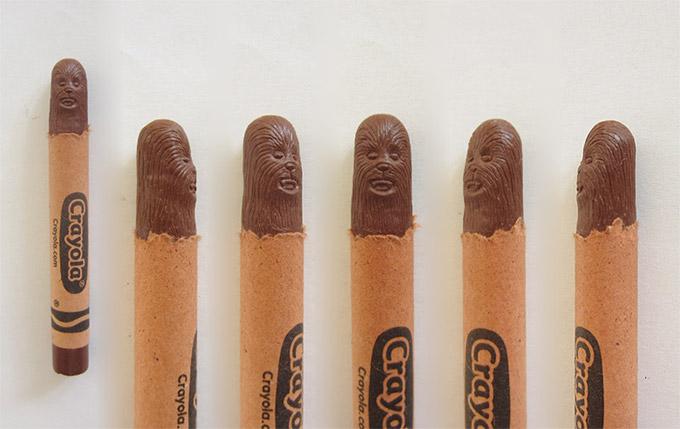 sculptures crayons Hoang Tran (5)
