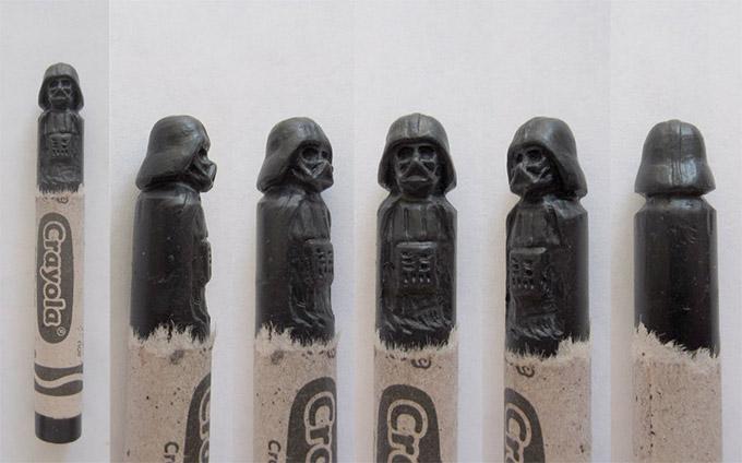 sculptures crayons Hoang Tran (8)