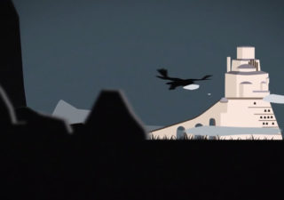 Animation : Séquence d'ouverture de Game of thrones