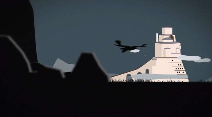 game of thrones opening animation