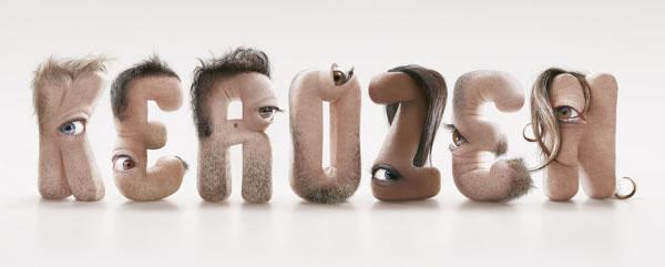 human typeface JC Debroize 4