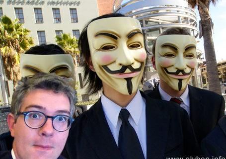 12 parodies du Selfie à la maison blanche du journaliste du Monde 5