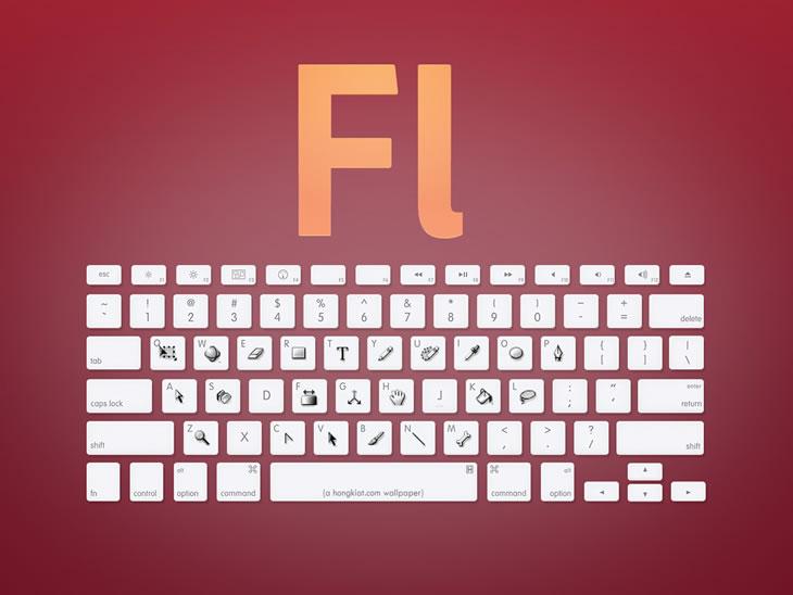 raccourcis-clavier-flash