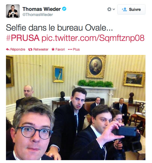 selfie thomas wieder prusa