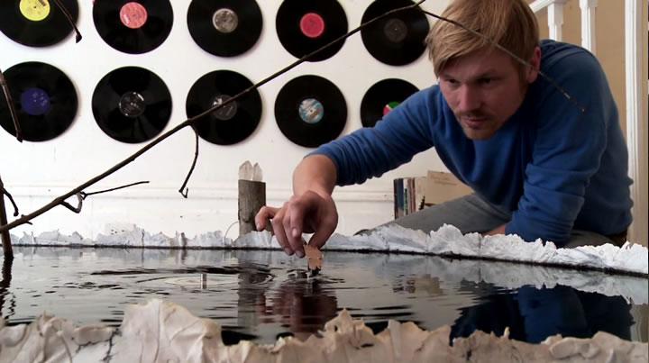 vinyl-undewater