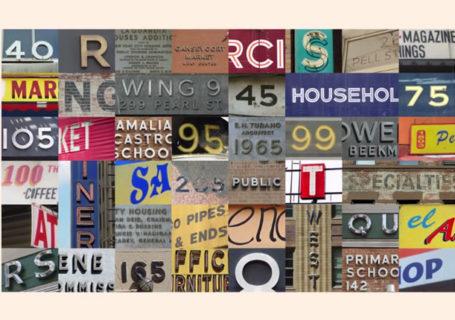 Typographie : Font Men - SXSW 2014 4