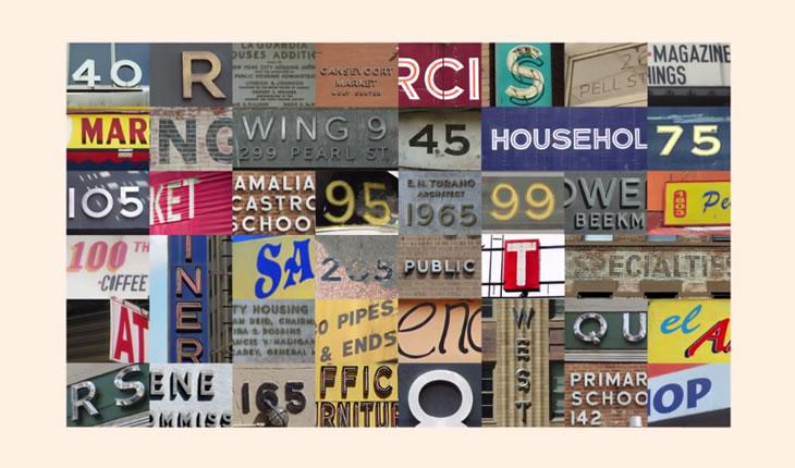Font Men - SXSW 2014-typographie