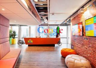 Les locaux de Google Amsterdam