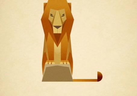 Typographie : L'alphabet animal de Marcus Reed 5
