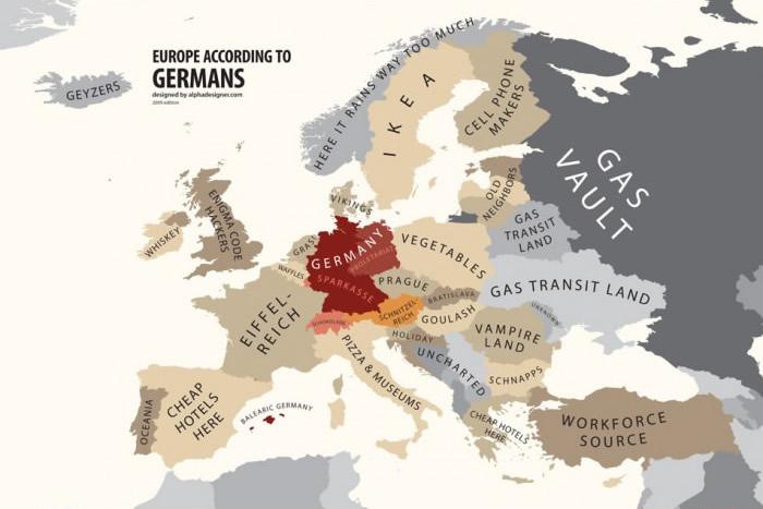europe via allemagne