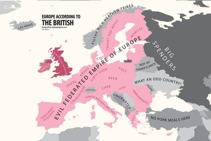 europe via britanique