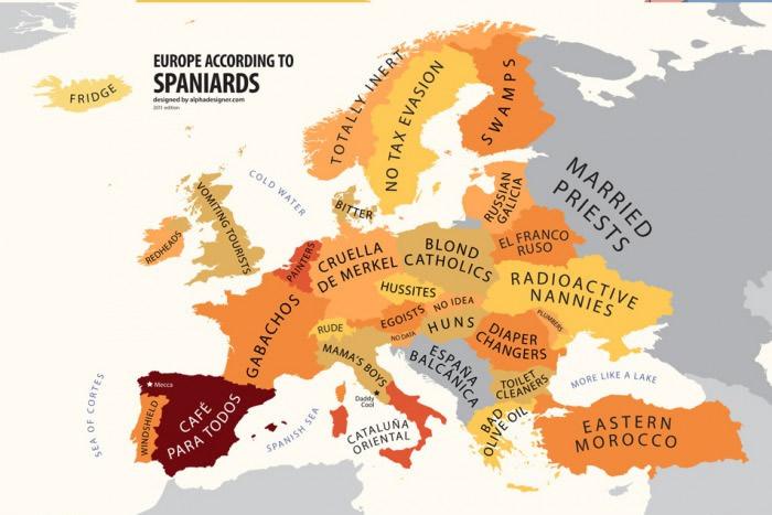 europe via espagne